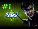 01. The Sims 3 Harry Potter Let's Play - Character Creation