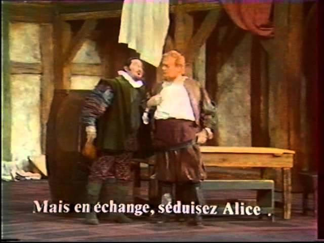 Giuseppe Verdi Falstaff - Tito Gobbi