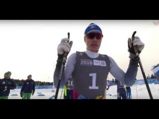 Спринт с препятствиями. Lillehammer 2016 Youth Olympic Games