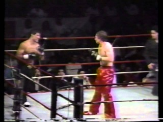 Dennis Alexio vs Mike Winklejohn