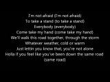 Eminem - Not Afraid Lyrics (HD)