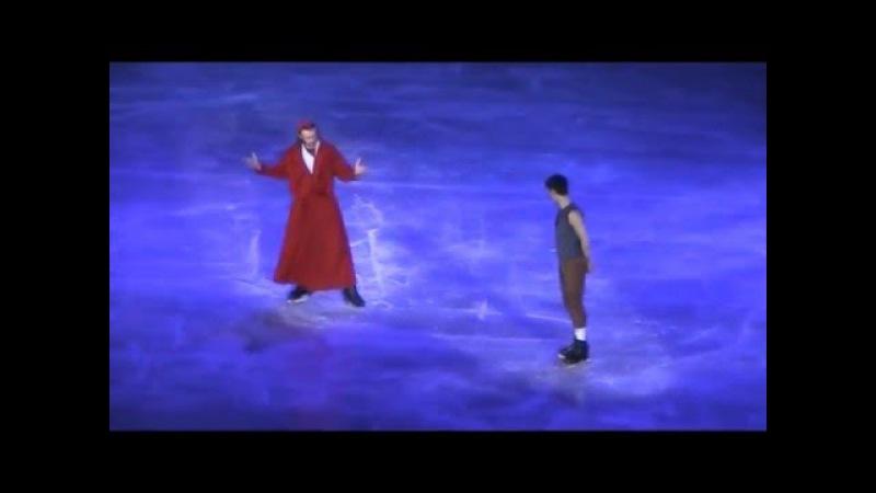 Рок-опера Парфюмер на льду (24.12.2015)