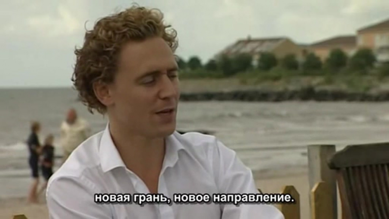 Tom Hiddleston Wallander interview (rus subs)