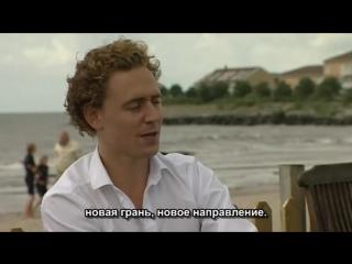 Tom Hiddleston Wallander interview (rus subs)