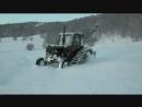 Самодельный трактор-вездеход