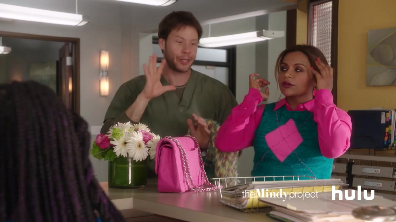«The Mindy Project»\«Проект Минди» — 4х19 «Baby Got Backslide» [промо]