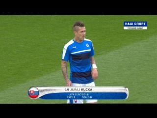 28.Euro2016.GroupB.3tour.Slovakia-England. Preview. HDTV.720p