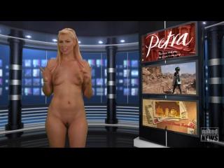 Голые новости _ Naked News от 02-12-2015 - Ябвдул +18