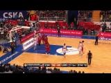 Highlights- CSKA Moscow-Laboral Kutxa Vitoria