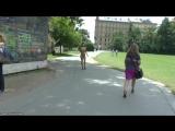 Natalie Nude in Public 2