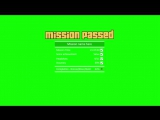 GTA V Mission Passed (1080p Green Screen Requests) CLOSED