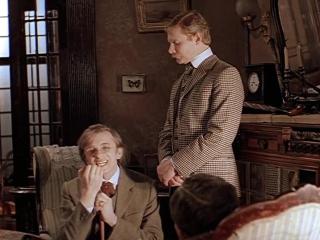 Приключения Шерлока Холмса и доктора Ватсона 3.1: Собака Баскервилей. 1981. СССР