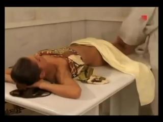 Лечебный массаж.  Очень полезное видео. Не порно