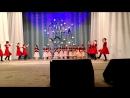 Молодость Осетии Азербайджанский танец Яллы