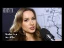 Speváčka Kristína prezradila ako sa cítila v úlohe modelky a čím chcela byť keď bola ešte malé dievčatko