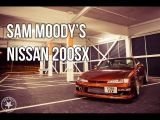 Sam Moody's 200sx S14a Project Touge