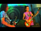 Ozric Tentacles - Sunjam - At recording studio