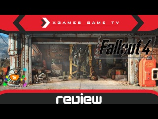 Обзор Fallout 4 (Review)