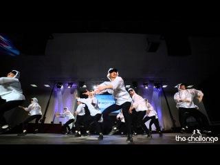 FRONTROW|  Winners Adult Megacrew Pro |  Hip Hop  |  Top Kids |  The Challenge Dance Championship