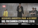 Desiigner, Lil Dicky Anderson .Paak's 2016 XXL Freshmen Cypher