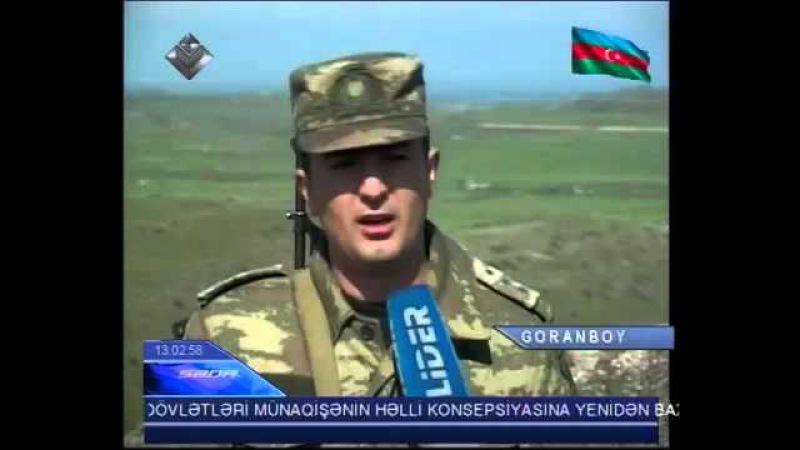 Армянские солдаты под прицелом азербайджанской армии Düşmən ordusunda vəziyyət acınacaqlıdır