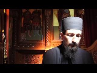 Афонский монах о лжецаре-самозванце Путине