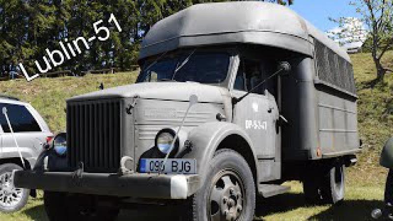 Lublin-51 (GAZ-51) (1080p)