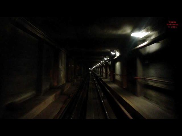 Следующая Станция Китай Город айфон видеоарт Московский Метрополитен SkyTrain