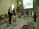 Танец с платочками 2 младшая группа
