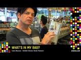Gary Numan - What's In My Bag