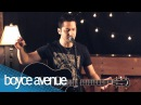Creed - My Sacrifice (Boyce Avenue acoustic cover) on Spotify Apple
