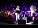 Репетиция концерта Тарьи в Краснодаре 1