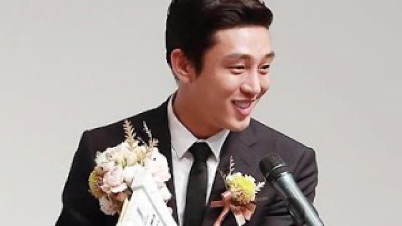 ★유아인 영화예술인상 수상, '제5회 아름다운예술인상' 현장★