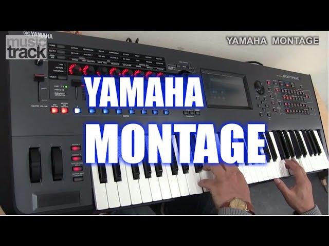 YAMAHA MONTAGE Demo Review [English Captions]