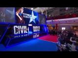 Первый Мститель: Противостояние   Элизабет Олсен на премьере в Лондоне