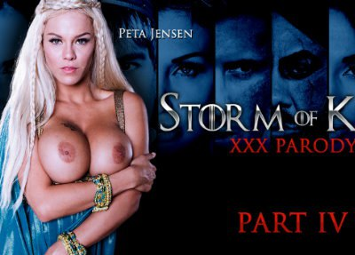 Storm Of Kings XXX Parody: Part 4