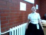 Елена Михайлова поёт песню