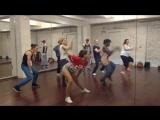 reggaeton c Yopi - школа танцев