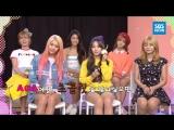 160212 SBS x AOA Logo Song Behind The Scene