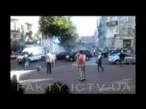 Відео з місця трагедії