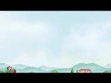 Новые приключения кота Леопольда / Парк развлечений / Серия 13 из 13 [2015, Мультсериал, рисованный, детский, SATRip]