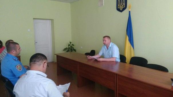 Відбулося засідання Робочої групи по збереженню і відновленню  біоресурсів