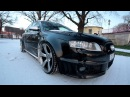 Audi RS4 B7 VS WINTER BY KUMAN SOUND DONUTS