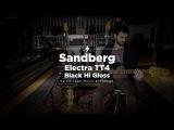 Quick Riffs Sandberg Electra TT4 Black Hi Gloss Bass Demo