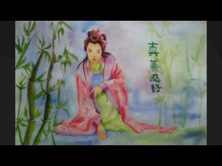 Мир практикующих Фалуньгун выражен в духовной музыке и рисунках