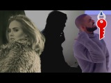 Todd in the Shadows - Adele Hello and Drake Hotline Bling (rus vo)