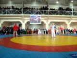 Венер Галиев -Хидиралиев Дилшод Чемпионат России по боевому самбо 2016