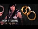 Chakram (Xena Warrior Princess) - MAN AT ARMS REFORGED
