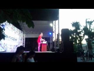 симферополь Пушкина   dj live project день молодежи 27 06 16