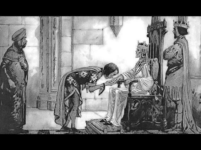 Замок слез. Педро и Инес, история любви.